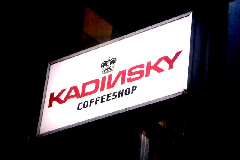 Coffeeshop Amsterdam Mit Hotel