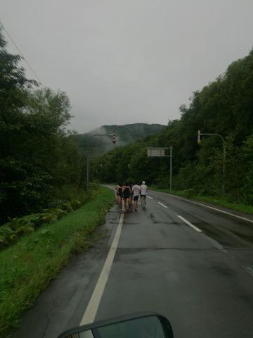マネブロ(26km走)