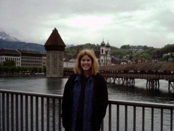 Keira at Wooden Bridge 3