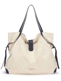 A Pretty Penny | Summer Carry-alls: Splendid Tulum Canvas Bag