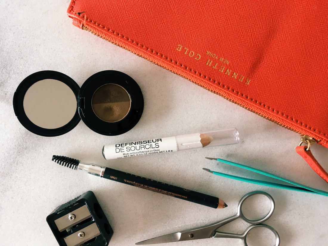 Daily Eyebrow Routine With Wet N Wild Brow Tamer Wax Pencil