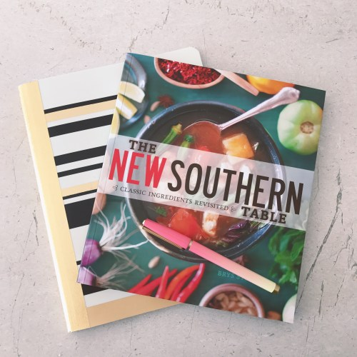 The New Southern Table by Brys Stephens, Modern Southern Cooking, Southern Recipes, Cookbook Review