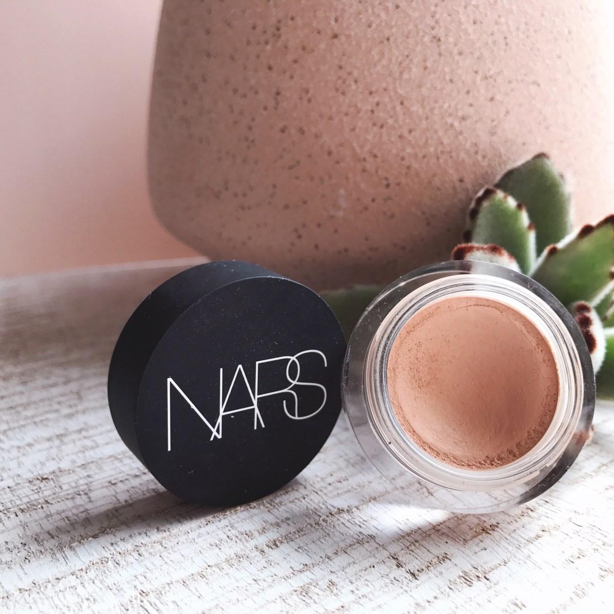 NARS Soft Matte Complete Concealer in Creme Brulee