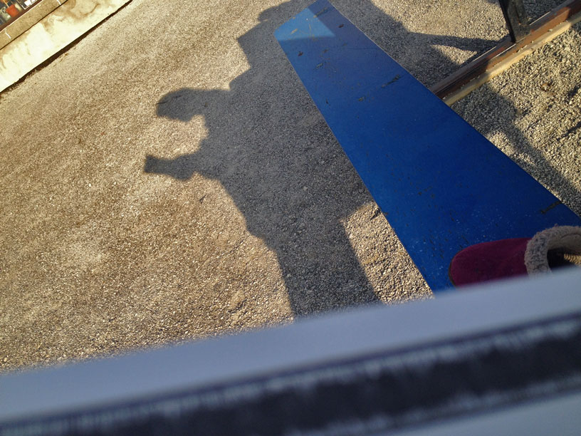BookreadingRoofShadow