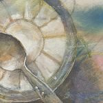 Saucer, Spoon, Time detail - from Conversation Pieces July 2021