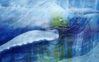 """Resonance"", from Sea Hear (2001).  60""x48""; sold"