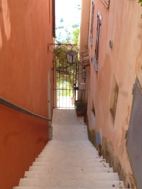 Exploring Positano