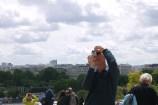 Tourist paparazzi
