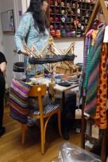 winding yarn the same way