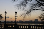 Beside the Alster