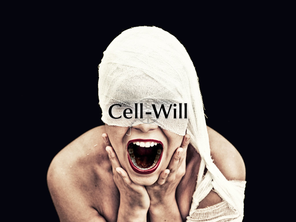 Cell-Will - A Poem