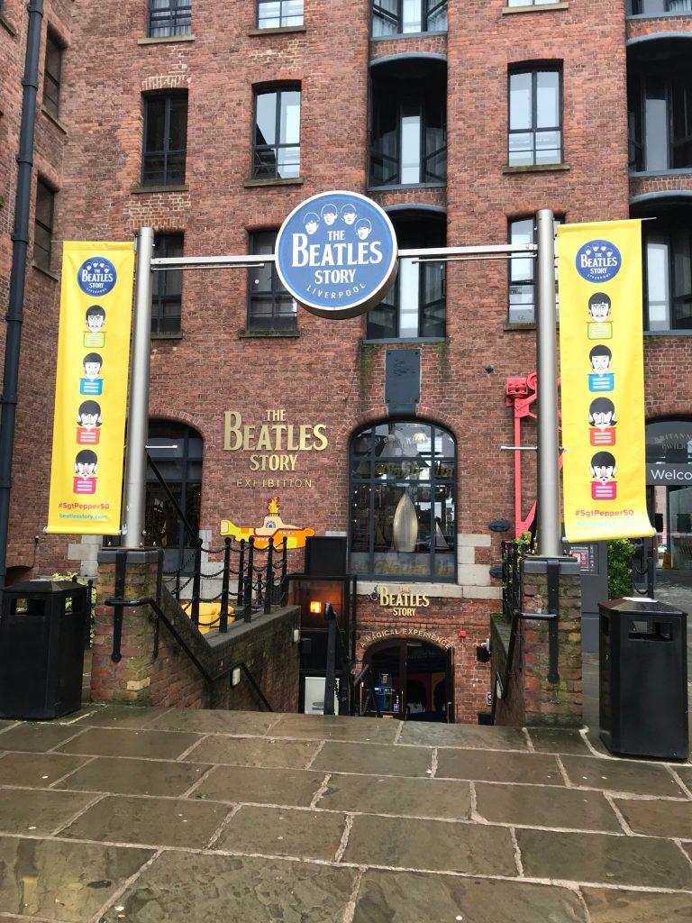 Muzeum Beatlesów w Liverpool