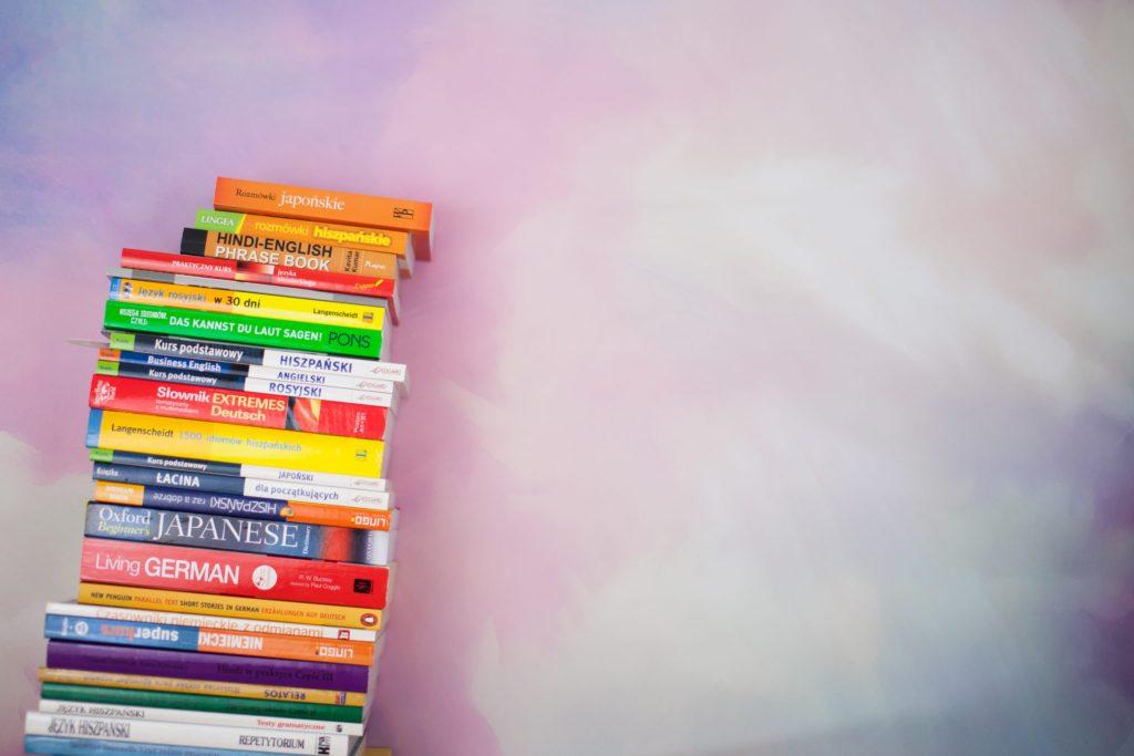 wieża z książek