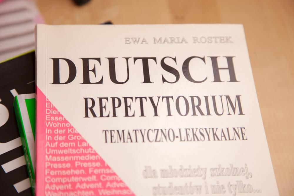 repetytorium niemiecki
