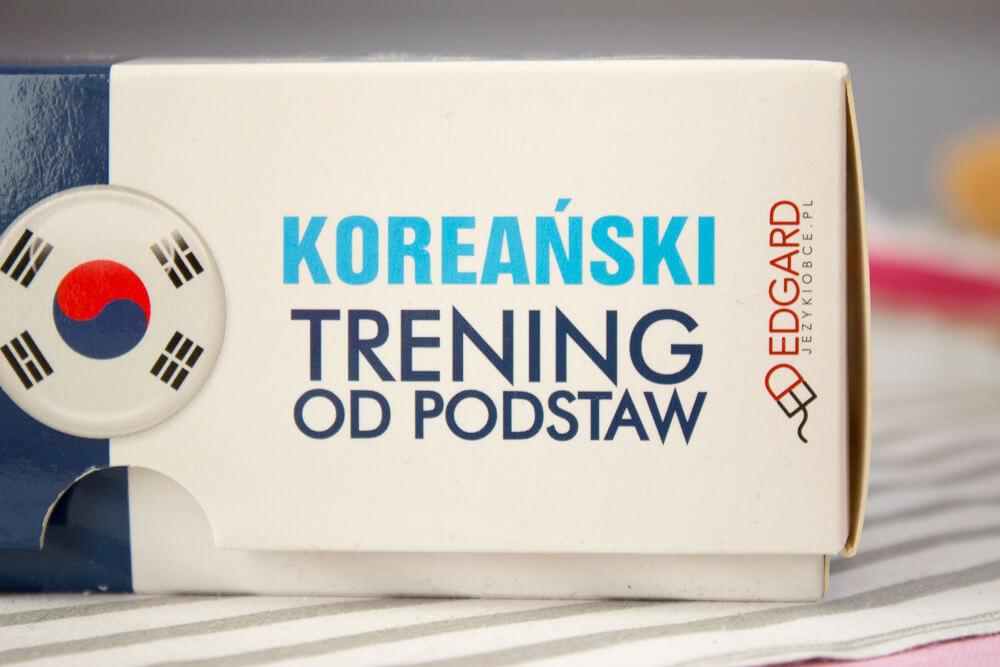 fiszki koreański
