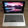 格安タブレットで利用可能な 外付けキーボード Windows10 を利用で快適に 2本指も利用可能