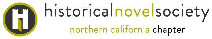 Logo of the Historical Novel Society, Northern California