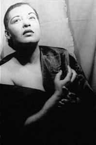 Billie Holiday, 1949 by Carl Van Vechten [Public domain], via Wikimedia Commons