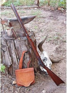 Hawken Plains Rifle. Photo: Mike Cumpston [Public domain]