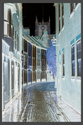 Prince Street Invert