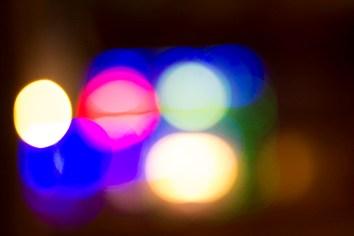Bokeh Coloured Lights 1