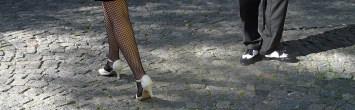 tango partners feet