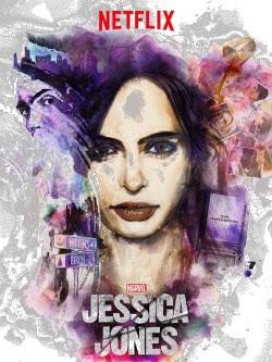 Jessica Jones (Krysten Ritter), Netflix's Jessica Jones