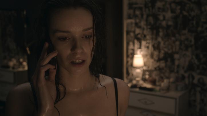 Alex Essoe as Sarah