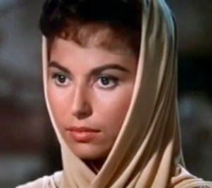 Haya Harareet as Esther