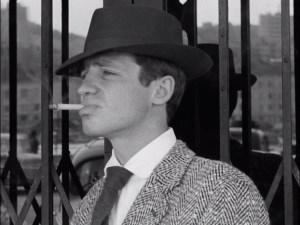 Jean-Paul Belmondo as Michel Poiccard