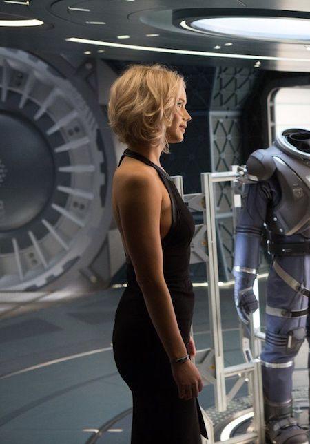 Jennifer Lawrence as Aurora Lane