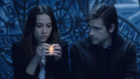 Ralph Jason as Quentin and Stella Maeve as Julia
