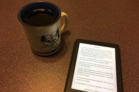 Coffee Sunday: The Kobo Aura E-Reader