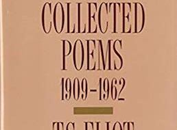 """""""The Love Song of J. Alfred Prufrock"""" by T. S. Eliot"""