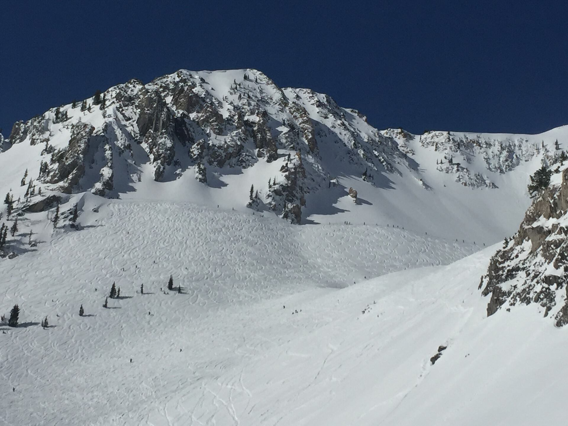 Spring Skiing at Snowbird