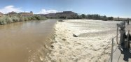 A stop at the Green River diversion dam