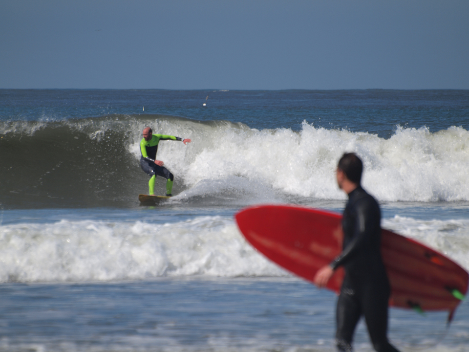 2016-03-12 Freestyle surfers (Praia da Barra)