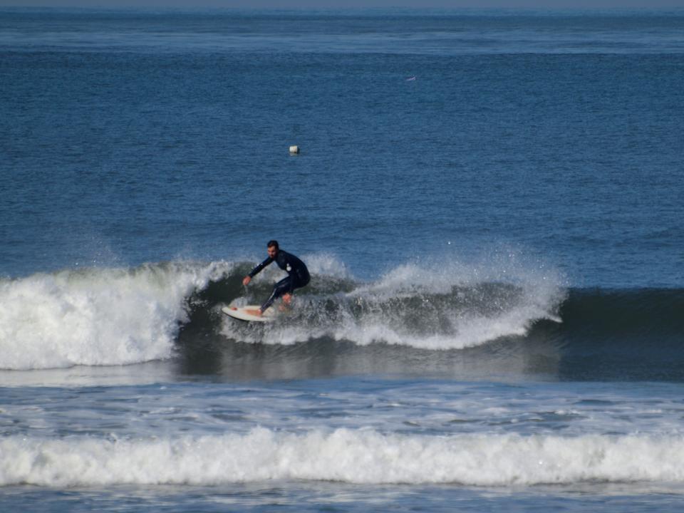 2016-03-13 Freestyle surfers (Praia da Barra)
