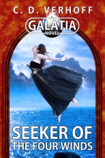 Seeker of the Four Winds by CD Verhoff