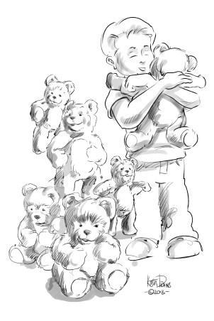 teddy who lost his boy 1