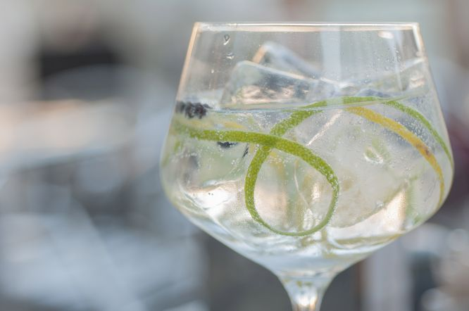 Gin Spirit Essence