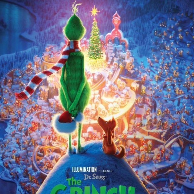 Dr. Seuss' The Grinch Advance Screening Giveaway (Canada Only)