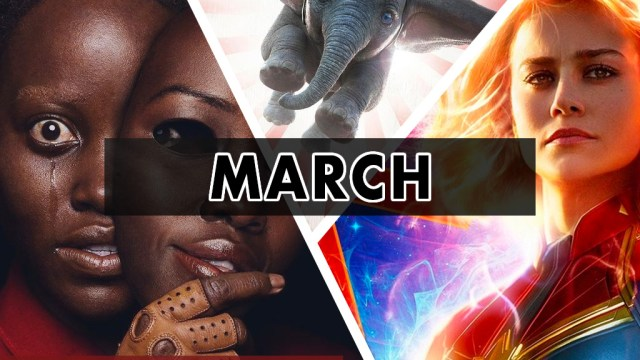 Month in Review (March 2019)
