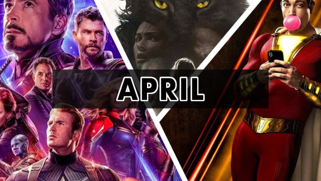 April 2019 Movie Preview