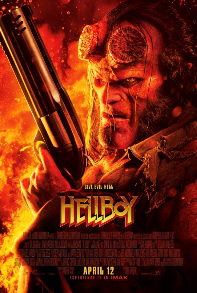 Hellboy Second Opinion Review