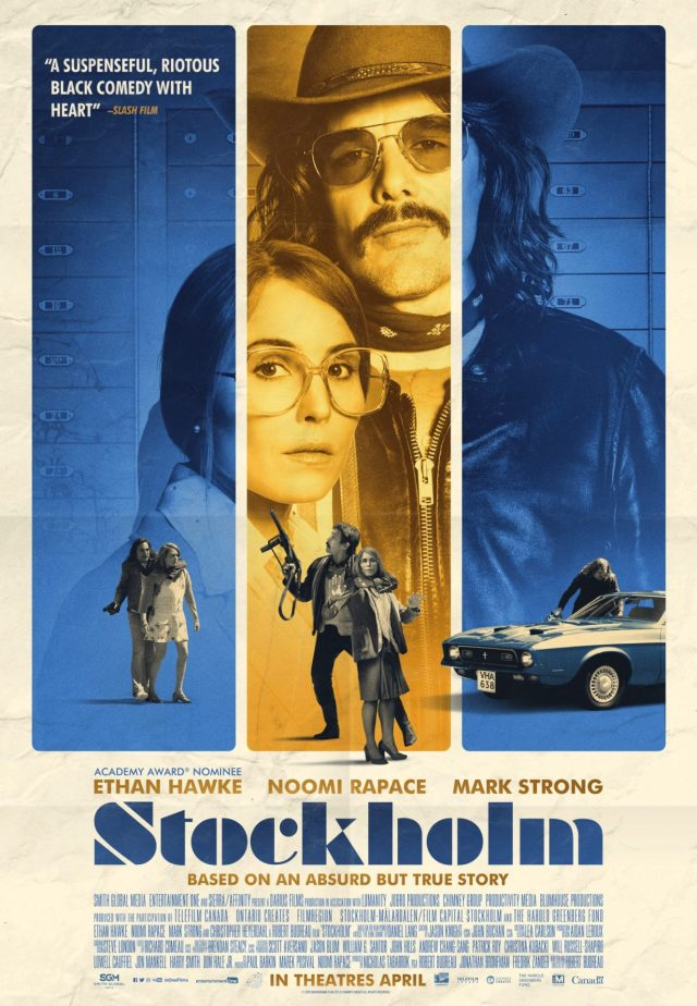Stockholm – A Resonating Dark Comedy