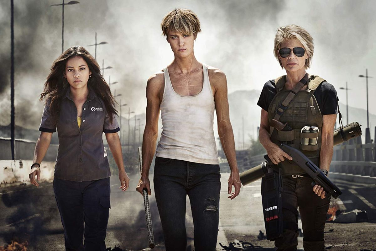 Terminator: Dark Fate Teaser Trailer