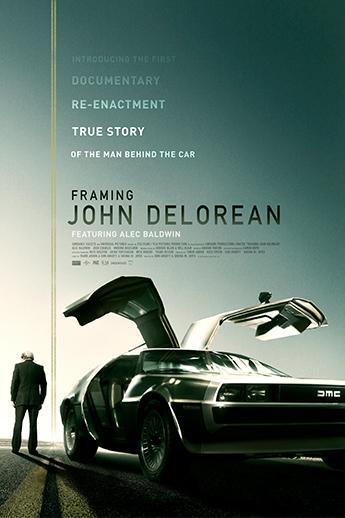 Framing John DeLorean – A Wonderful Meta-Documentary