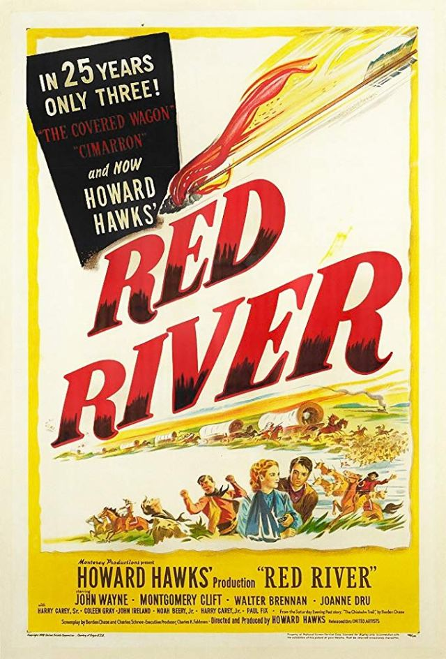 Classic Review: Red River (1948)