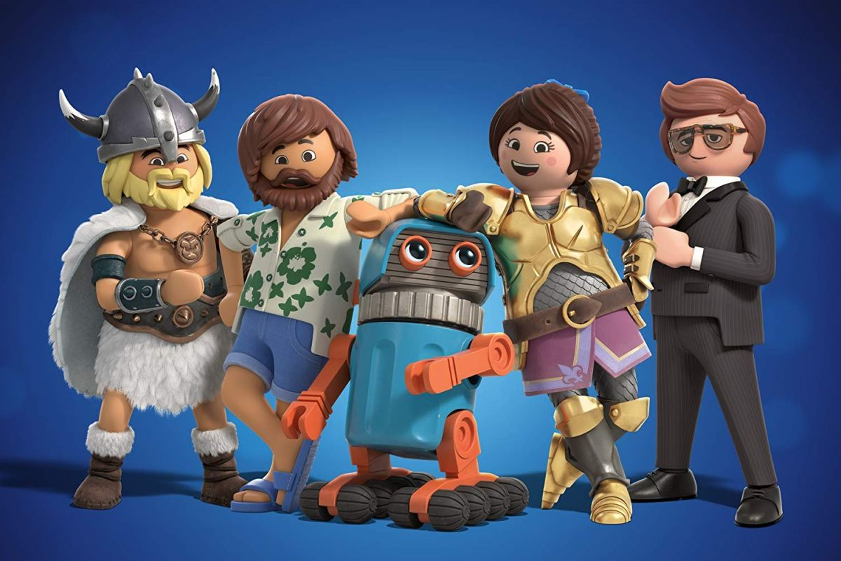 Playmobil: The Movie Official Trailer